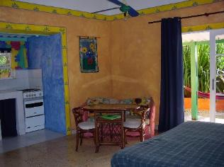 Studio Appartement Bonaire Stagewoning (2)