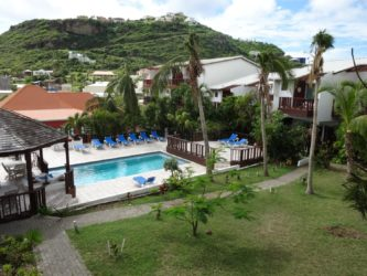 Sint Maarten Studio Apartment Swimming Pool Rental (14)