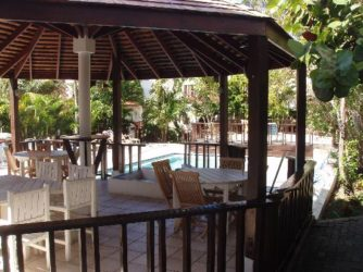 Sint Maarten Studio Apartment Swimming Pool Rental (18)