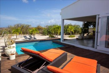 Villa Huren Bonaire Zwembad Sabal Palm Vacation Rental (1)