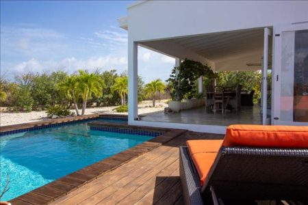 Villa Huren Bonaire Zwembad Sabal Palm Vacation Rental (12)