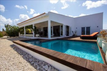 Villa Huren Bonaire Zwembad Sabal Palm Vacation Rental (14)