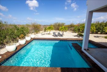 Villa Huren Bonaire Zwembad Sabal Palm Vacation Rental (5)